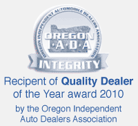 Quality Car Dealer of the Year